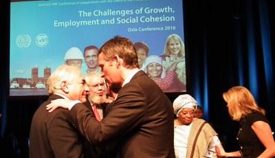 IMF och ILO samarbetar om att minska arbetslösheten