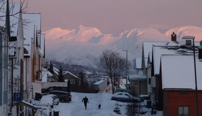 Klimatet förändrar arbetslivet i Arktis
