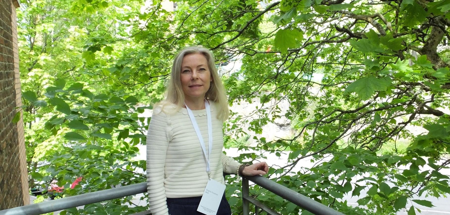 Birgitta Forsström – Nordens arbeidsmiljødirektør satser nytt