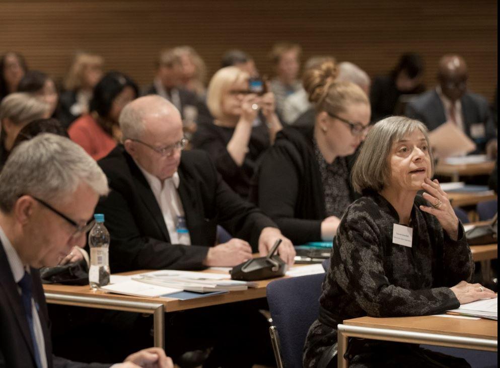 ILOs Deborah Greenfield: I dialog med Norden om likestilling og fremtidens arbeidsliv