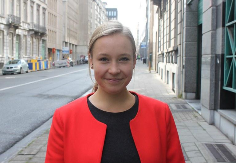 Matilda af Hällström: driftig lobbyist for Nordisk Råd i Brussel