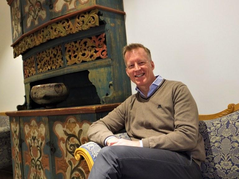 OsloMets rektor Curt Rice vil skape røre i akademia