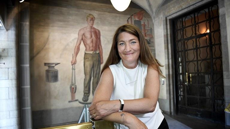 Susanna Gideonsson varnar för attack mot den svenska modellen