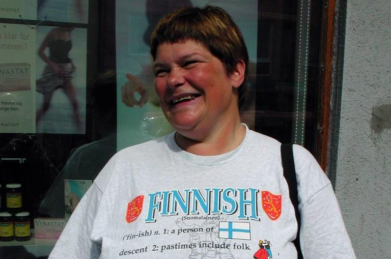 Snøhvit 4 finska Irja Jaukkajärvi