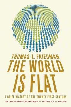 Andra upplagan av World is flat i USA