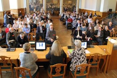 NFS konferens i Köpenhamn sep 2015