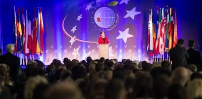 Polen statsminister Ewa Kopacz