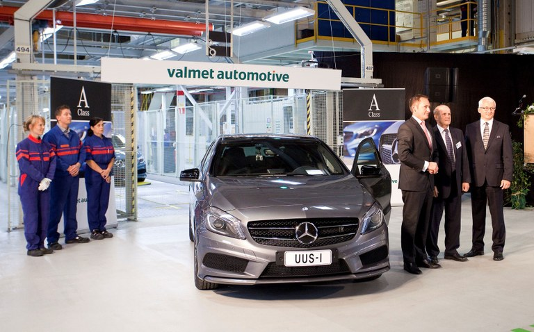 Foto: Valmet Automotive