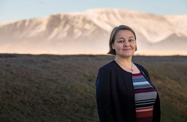 Foto: Arnþór Birkisson