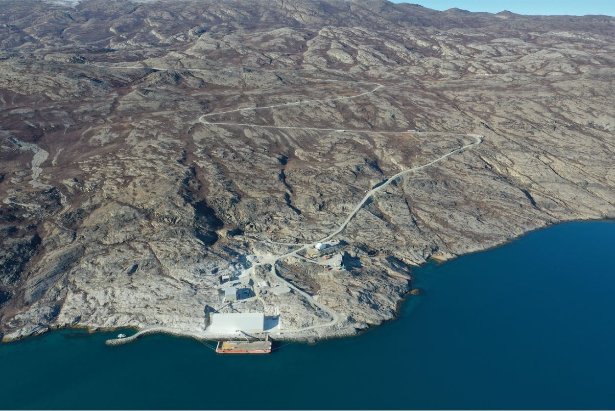 Photo: Hudson Resources