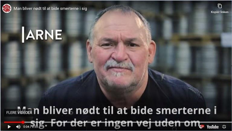 Foto: Skärmdump Socialdemokaret/YouTube