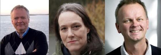 Stefan Johansson, Mia Larsdotter, Jan Gulliksen