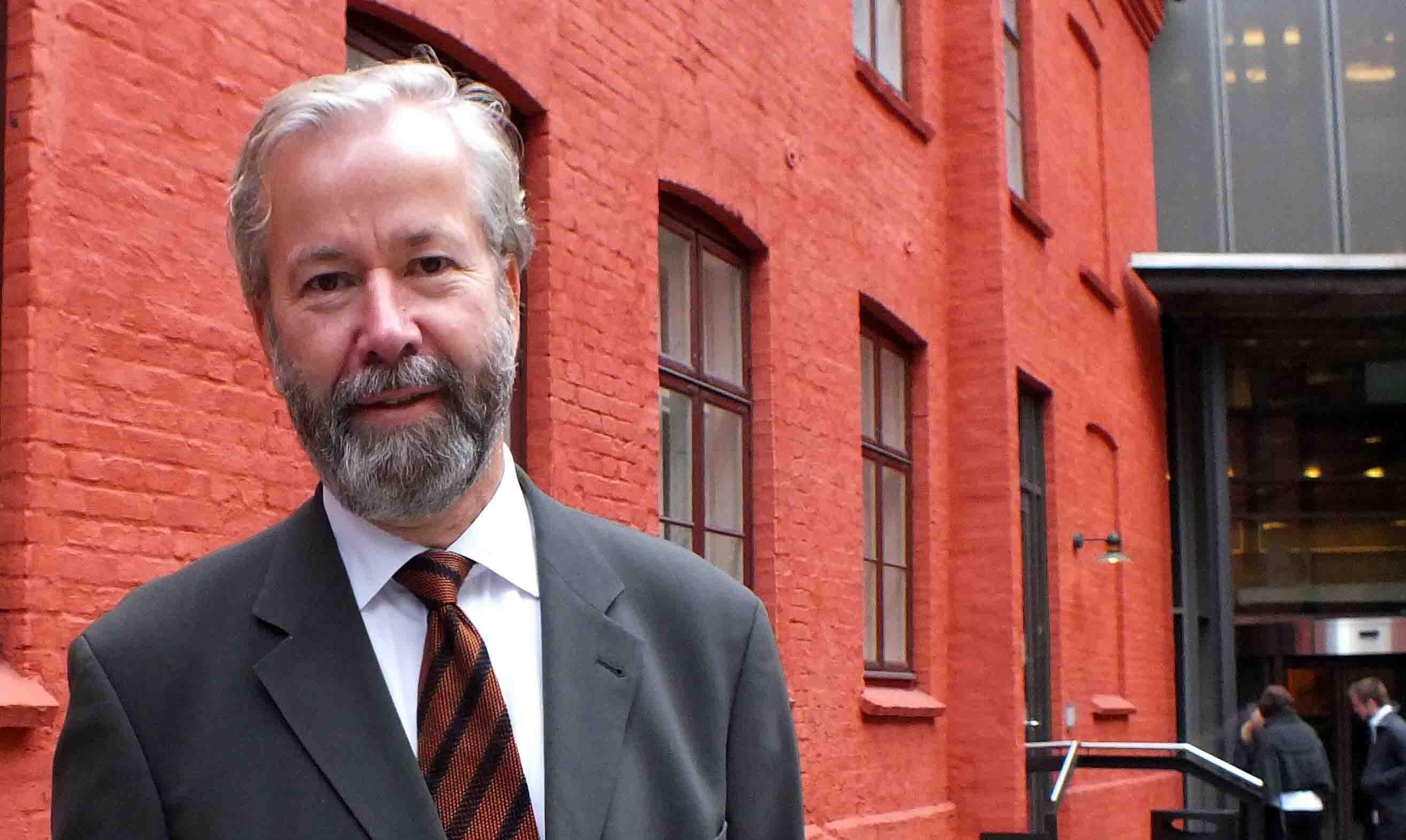 Ole Jacob Sunde: Medierna är det viktigaste - inte om nyheterna trycks på papper