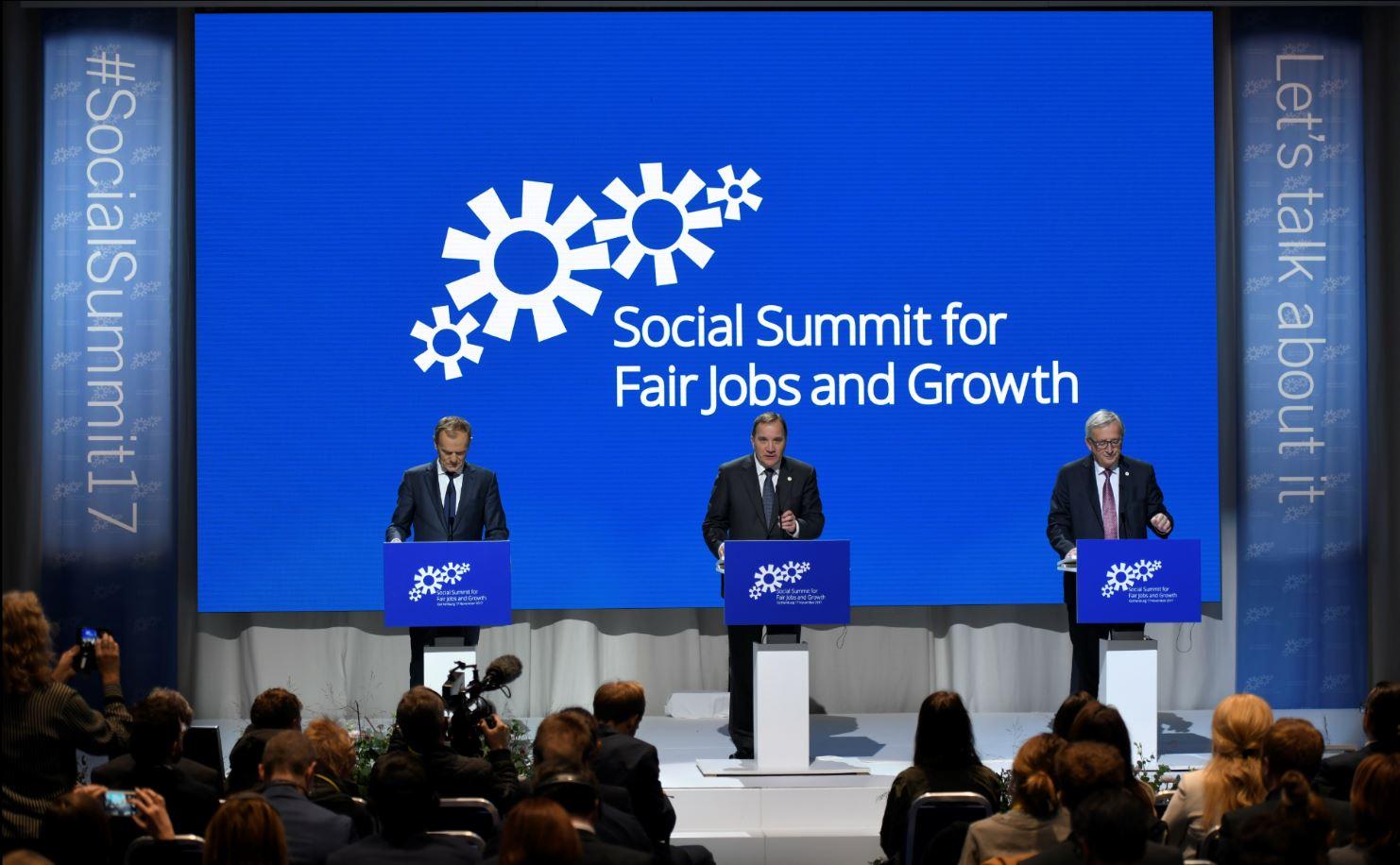 Hur ska den sociala pelaren omsättas i praktiken?