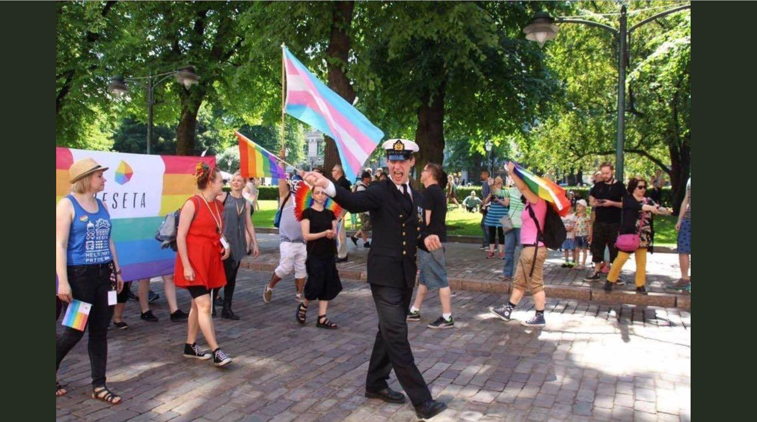 Mansrollen i Finland i förändring