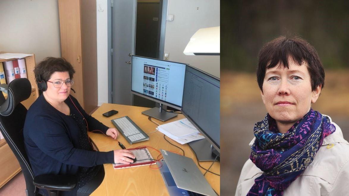 Pandemin stressar redan stressad Arbetsförmedling i Sverige