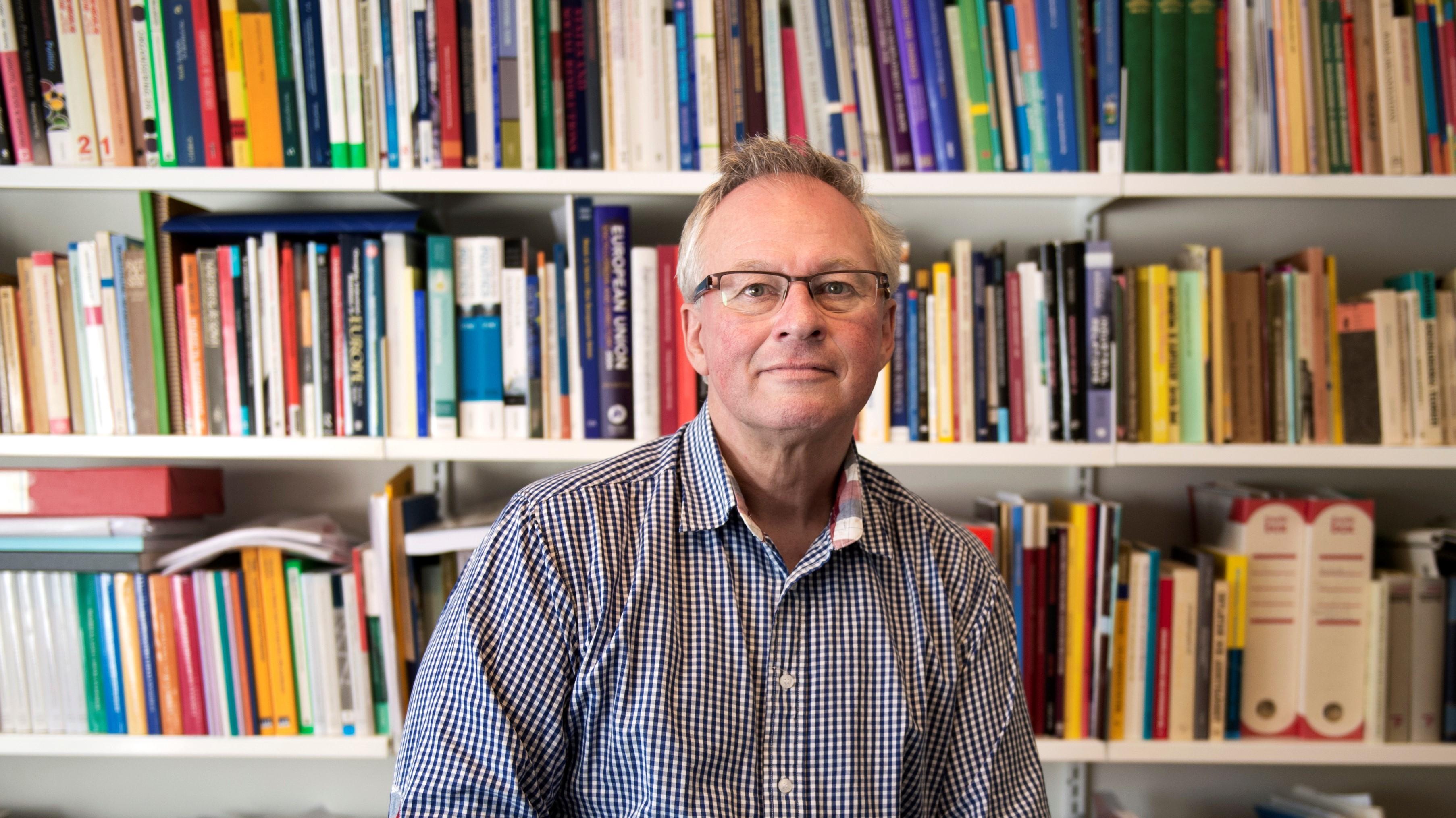 Henning Jørgensen ser håb i krisen på Nordens arbejdsmarkeder