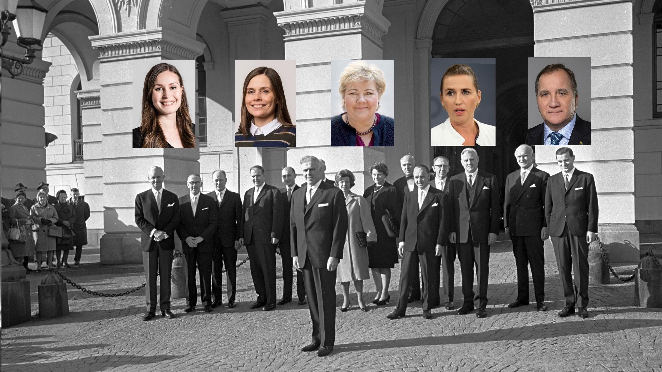 Nordisk jämställdhet: Små årliga steg men en revolution på längre sikt