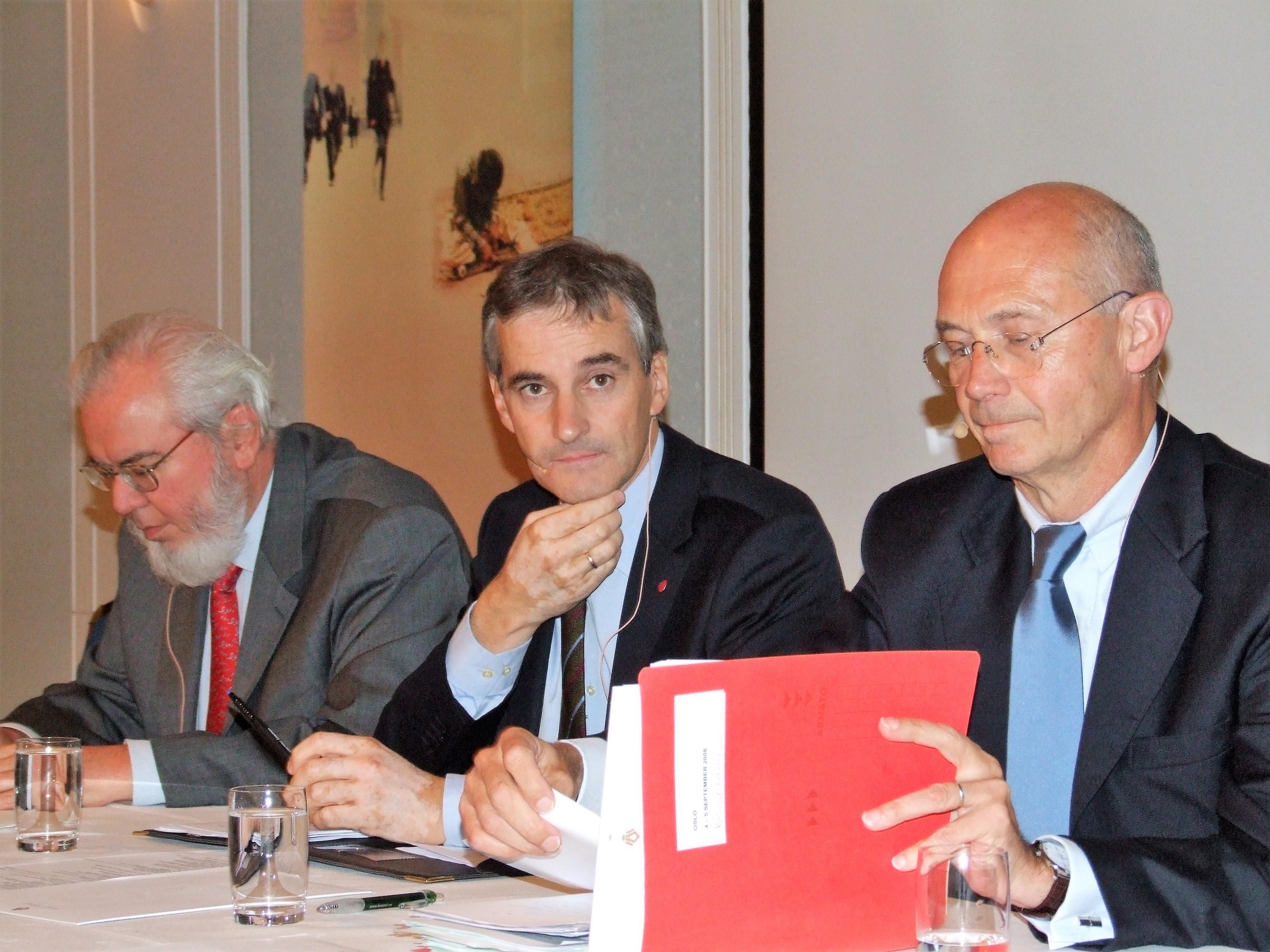 Norge vill para ihop ILO och WTO