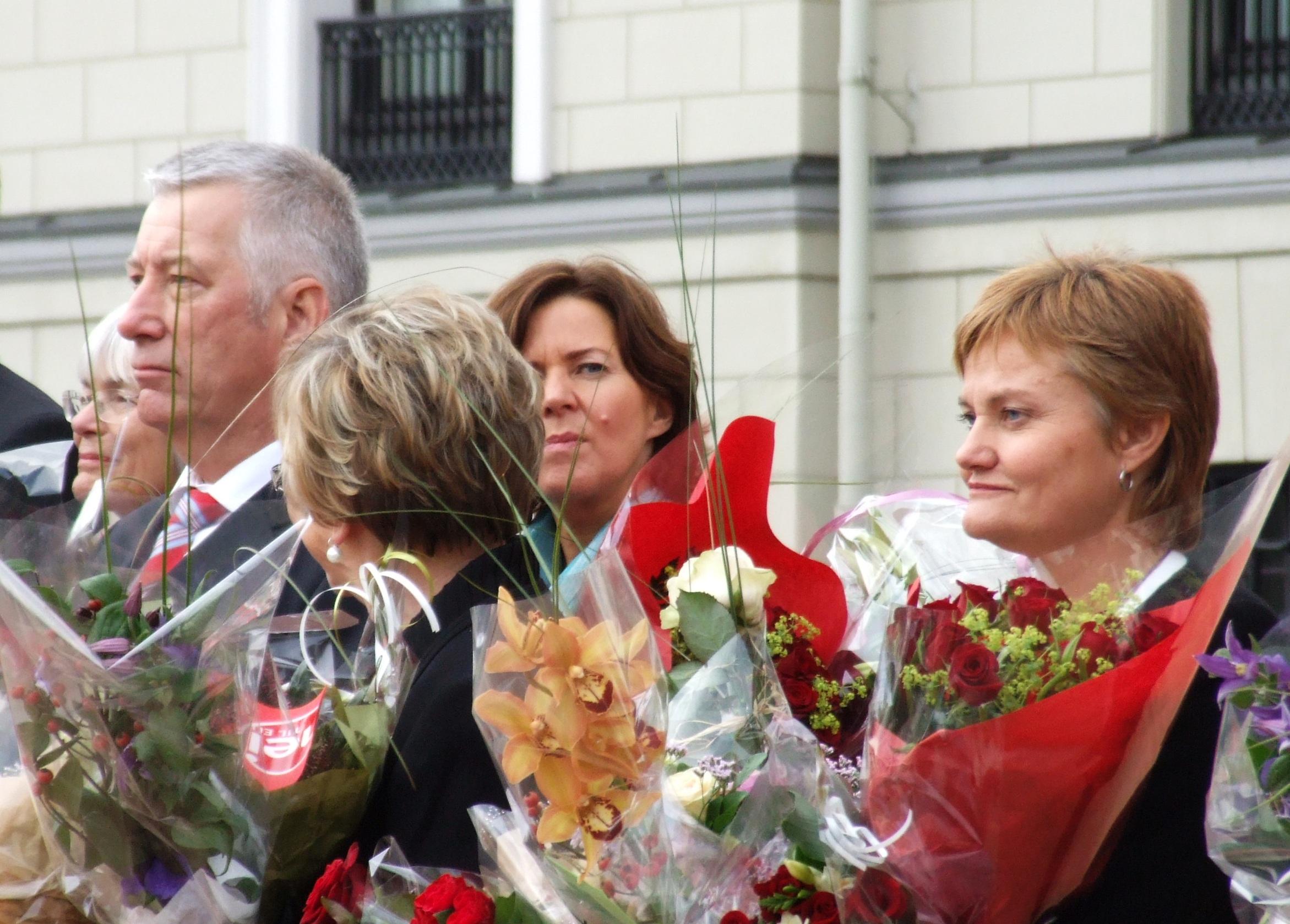 Nytt manskap i norska regeringen ska tackla krisen