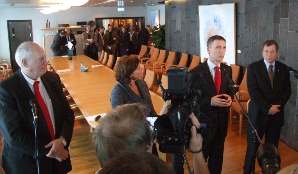 Nytt norskt trepartsavtal om sjukfrånvaron