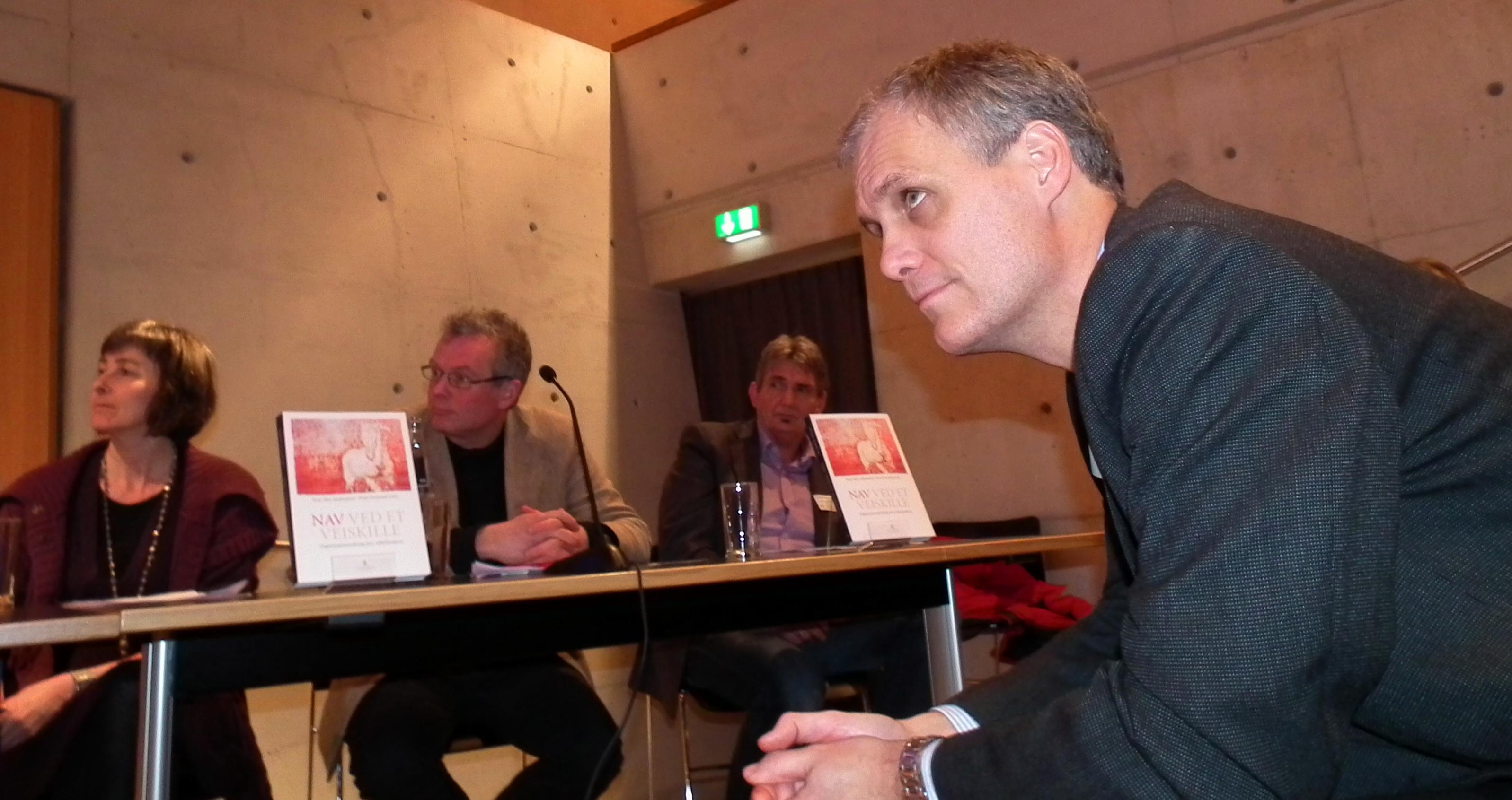 Norska NAV-reformen vid ett vägskäl