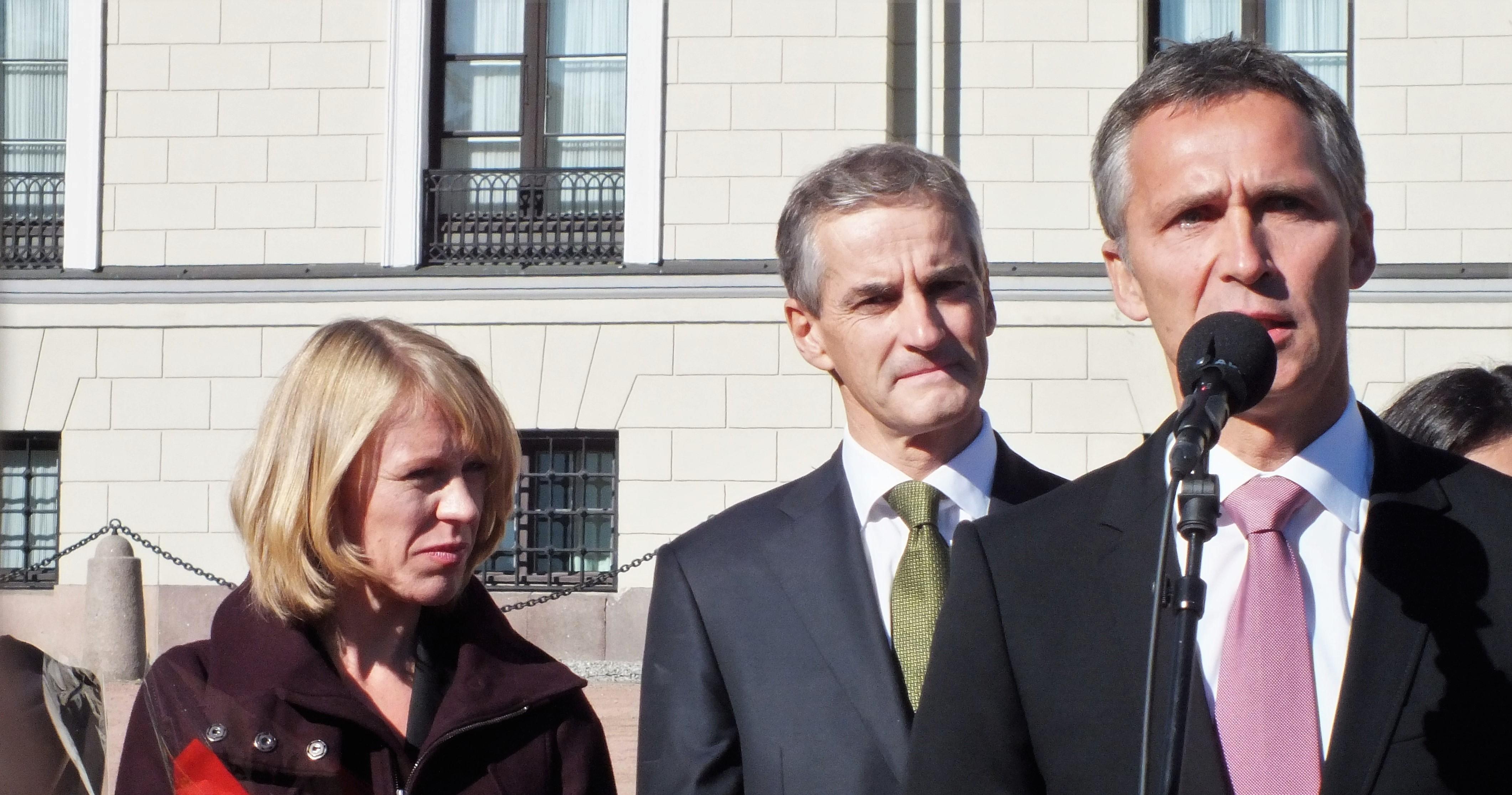 Anniken Huitfeldt ny arbetsminister i Norge
