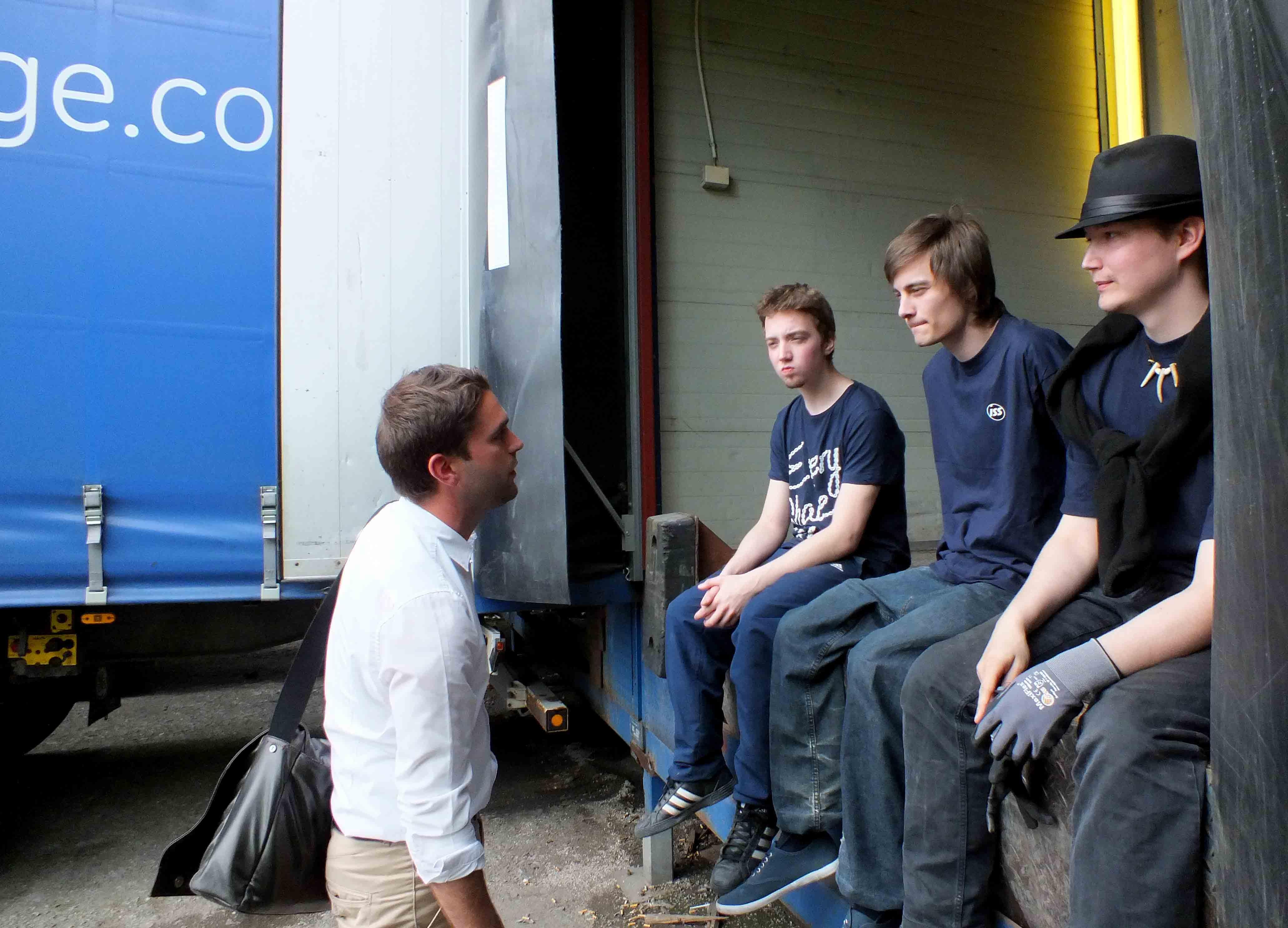 Jobbresan utvidgas - nu ska 150 arbetslösa ungdomar få en chans i Norge