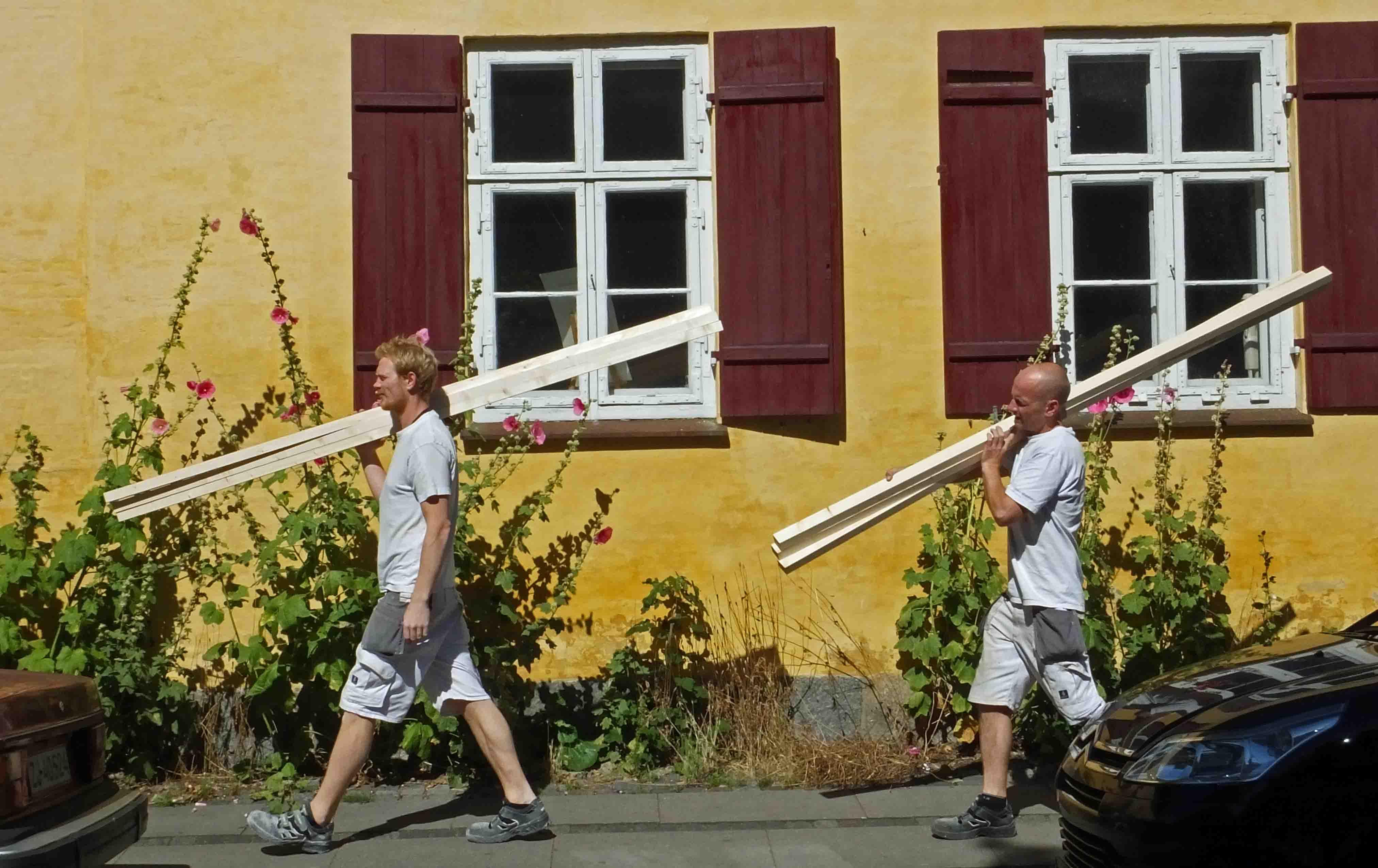 Tidspress större arbetsmiljöproblem i Norden än i resten av Europa