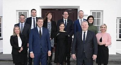 Trepartikoalition på Island:  Arbetsminister med svåra uppgifter