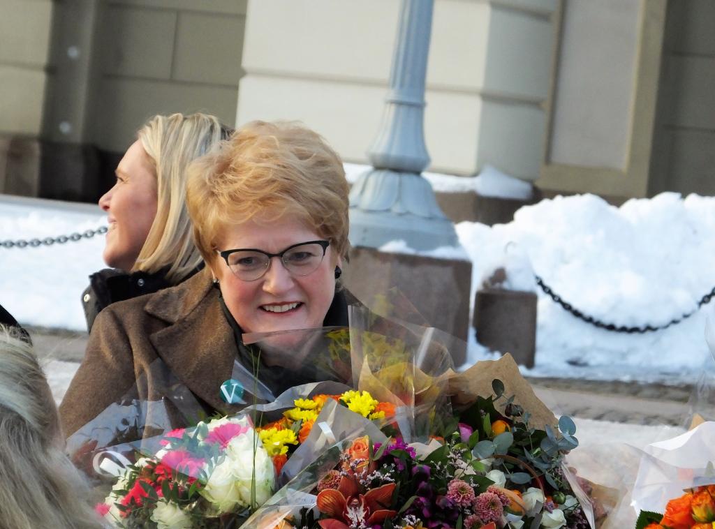 Blågrön norsk regering  satsar på arbetslivet