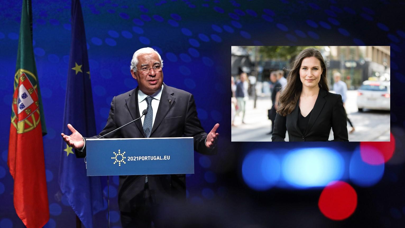 Portugal och Finland leder ministerråd under 2021