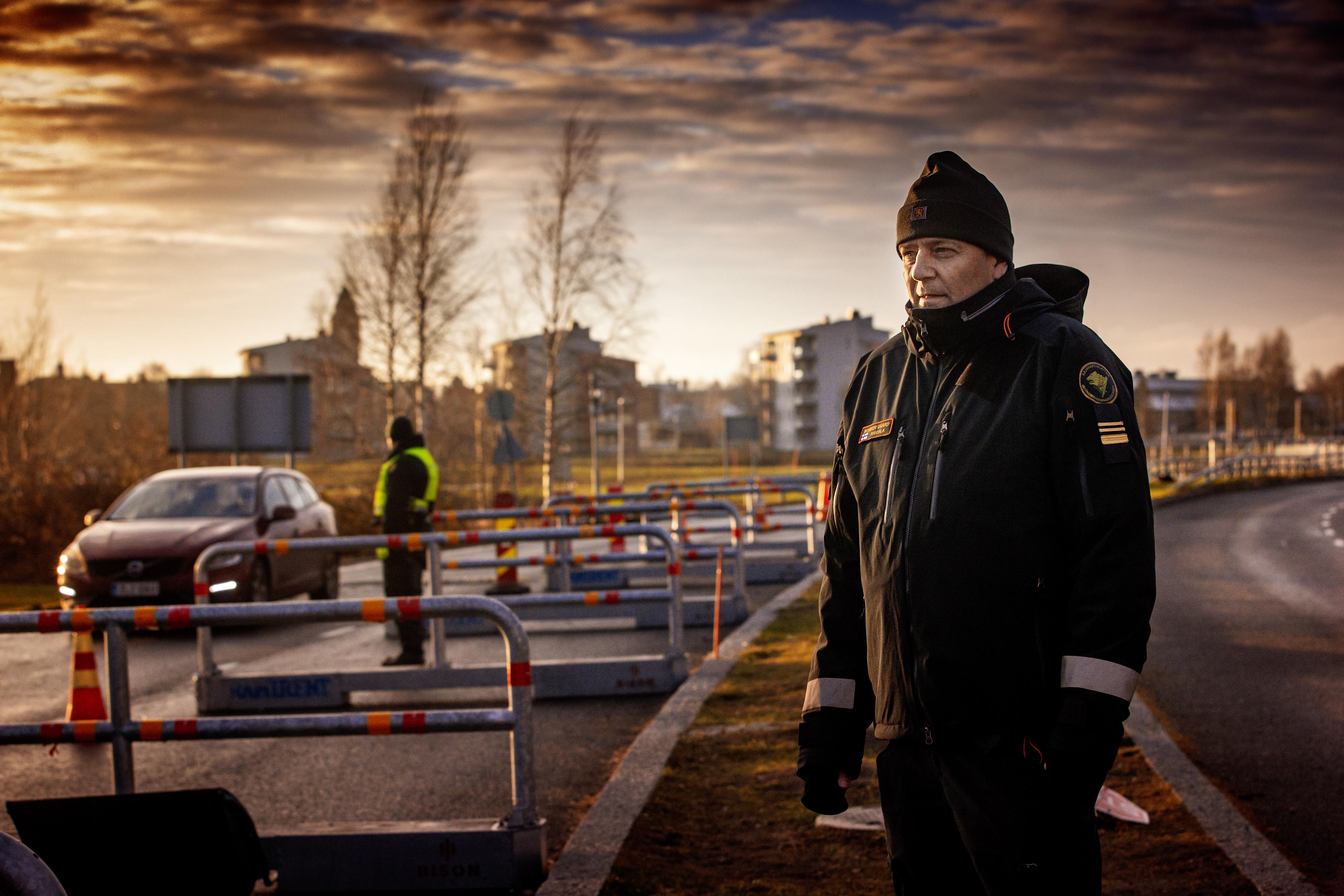 Ett år med stängd gräns Torneå - Haparanda
